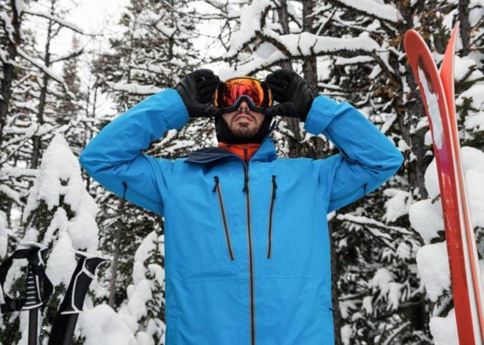 Ochelari de schi si snowboard. Ghid pentru alegerea potrivita